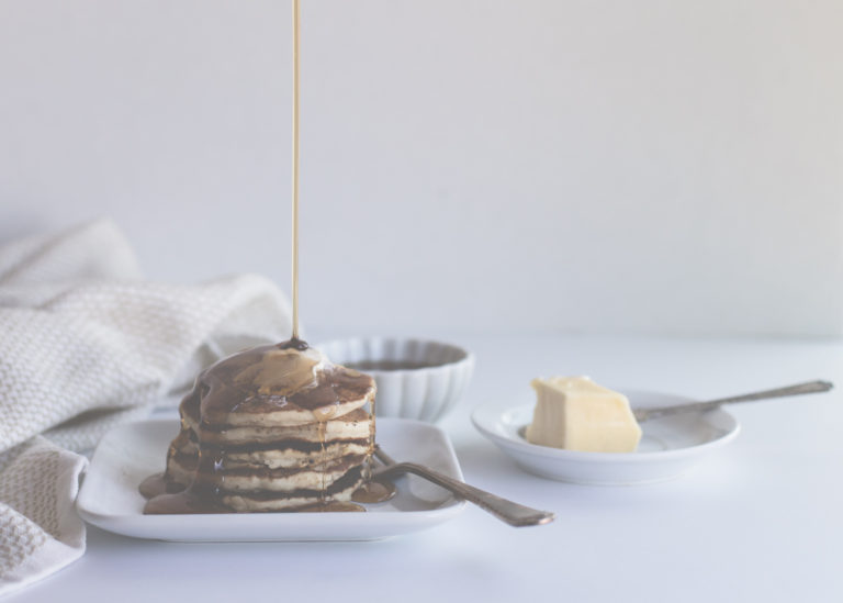 my gluten free pancakes